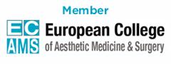 Hausarzt Aarau West - Hausarzt Oberentfelden - Leistungen von Dr. Reto J.D. Keller - Siegel European College of Aesthetic Medicine & Surgery ECAMS