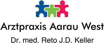 Arztpraxis Aarau West – Keller Logo