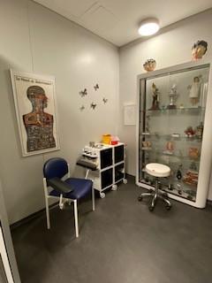 Hausarzt Aarau West - Hausarzt Oberentfelden - Praxis - Behandlungsbereich