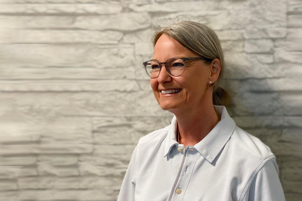 Hausarzt Aarau West - Hausarzt Oberentfelden - Team - Mitarbeiterin Sabrina Burgherr